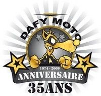 Dafy vous invite à son anni le 16 mai prochain...