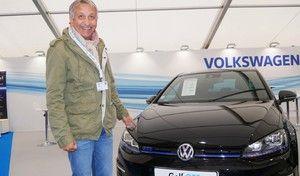 Salon de Val d'Isere 2017 : Interview Thierry Sybord, Directeur Général de Volkswagen France