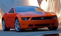 L.A Autoshow: Ford Mustang par Giugiaro [Photos HD]