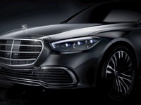Nouvelle Mercedes Classe S: première image officielle