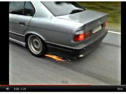 [vidéo] BMW M5 E34 Turbo : 913 ch et 2 trains de pneus à l'heure