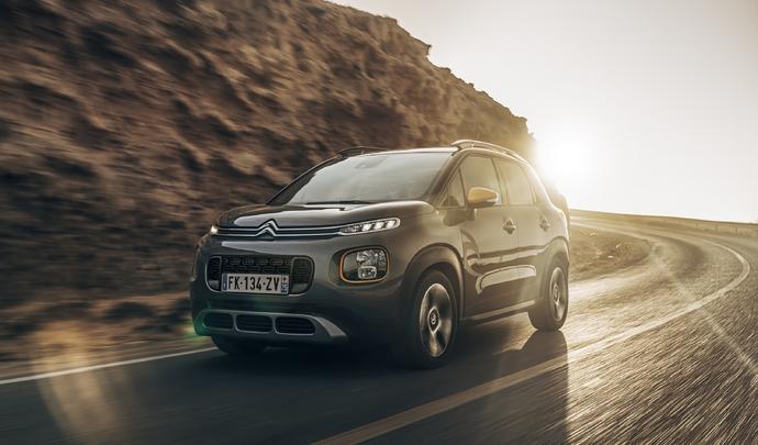 Citroën : série spéciale Rip Curl pour le C3 Aircross