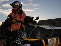 Rallye Aïcha des Gazelles: Début de l'étape marathon