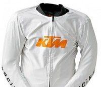 KTM Racing Rain Suit... quand les circuits sont plus qu'humides!