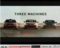 Pub vidéo : Mitsubishi Lancer, le passé à défaut de présent (sinon d'avenir)