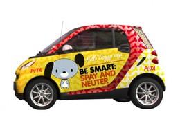 PETA souhaite lancer son propre sticker de personnalisation pour Smart
