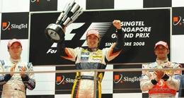 F1 : la FIA ouvre une enquête sur la victoire d'Alonso au GP de Singapour 2008