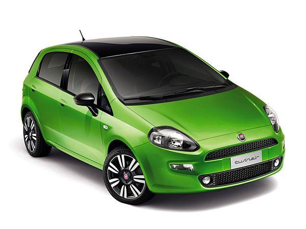 Salon de Bologne 2011 : la Fiat Punto restylée arrive enfin