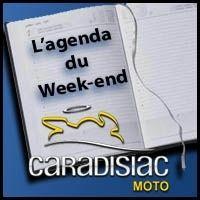 L'agenda du week-end : Moto GP, Circuits et Moto-Ball, va y avoir du sport !