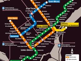 La Ville de Montréal va renforcer son réseau de métro