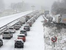 Les pneus neige obligatoires en hiver ?