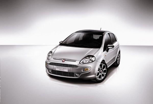 Francfort 2009 : voilà la Fiat Punto Evo