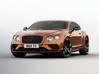 Bentley : une Continental GT Speed remaniée en guise d'adieu