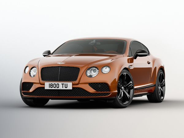 Bentley : une Continental GT Speed remaniée en guise d'adieu