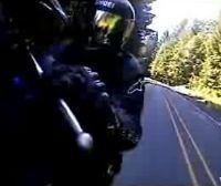 Vidéo moto : un amateur bien doué.