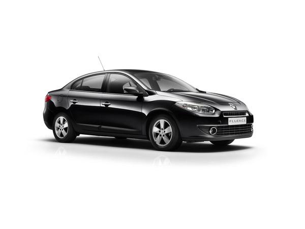 Nouvelle Renault Fluence : Megane de l'Est