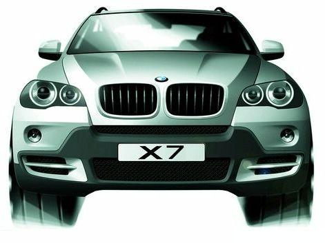 BMW : un gros SUV X7 bientôt au catalogue ?