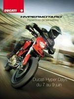 Ducati Hypermotard : essayez-le !