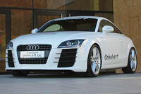 Audi TT par Schubert