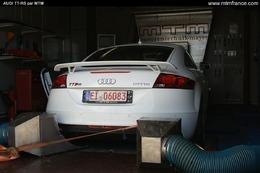 L'Audi TT-RS chez MTM : Objectif + de 500 chevaux