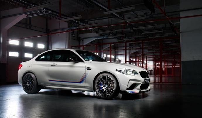BMW arrêtera l'actuelle M2 à l'automne