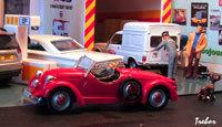 miniature : 1/43ème - MERCEDES 150 Sport Roadster