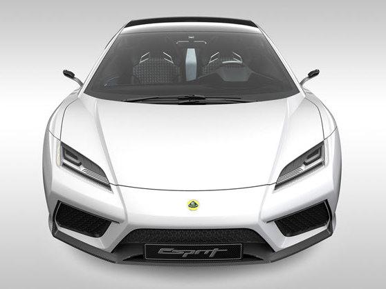 Lotus confirme le futur V8 4,8 litres