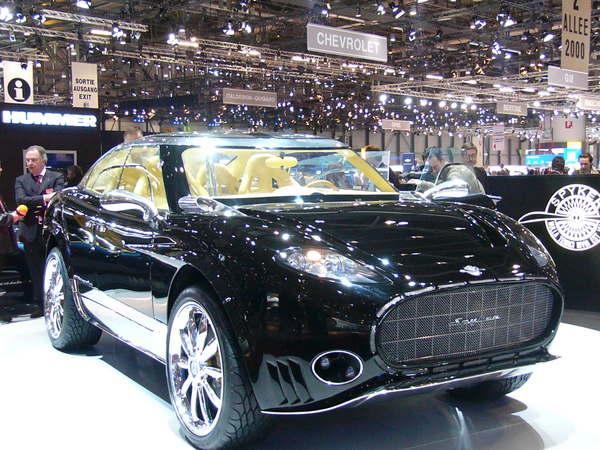 Spyker confirme un futur SUV à moteur V12