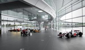 McLaren va supprimer 1200 postes