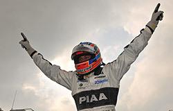 Formula Nippon/Autopolis: Loïc Duval empoche le titre 2009!