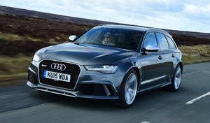 Royaume-Uni : la police demande de l'aide pour retrouver une Audi RS6