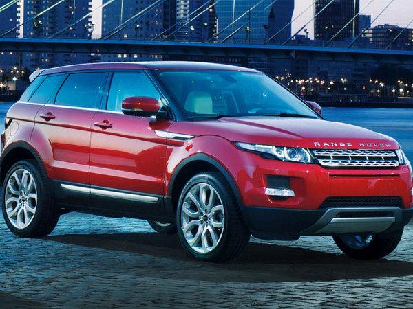 Officiel : voici la version cinq portes du Range Rover Evoque, le Mini Countryman a trouvé à qui parler