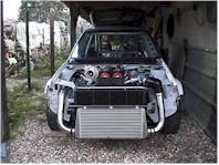 La 205 a moteur Supra : Le projet avance !!!