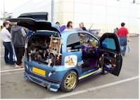 La saucisse du vendredi : La voiture de Lorenzo Lamas...