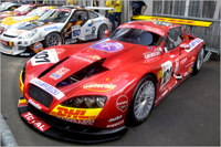 Gillet Vertigo: Maintenant en Maserati pour la compétition