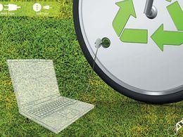 Design : rechargez vos appareils électroniques grâce à votre vélo