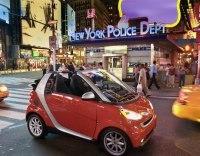 Etats-Unis : la Smart Fortwo s'est bien vendue en janvier 2008