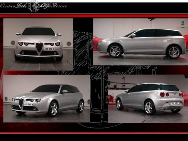 [design] Les Alfa Roméo Giulietta que nous n'avons pas eues