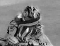 Vidéo moto : Gp en noir & blanc