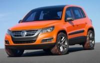 Volkswagen Tiguan Concept : un faux concept à L.A [+ vidéos]