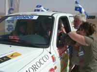 Rallye Aïcha des Gazelles: Au bout de la 1ère étape marathon