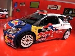 Ce que pense Loeb de la DS3 WRC