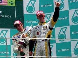 GP2 Asia : Romain Grosjean est-il favorisé ?