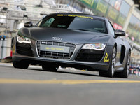 C'est confirmé : l'Audi R8 e-tron sortira fin 2012