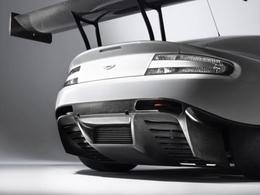 Aston Martin V12 Vantage GT3: de nouvelles photos