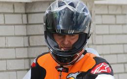 Schumi, retraité (très) actif : un podium en Honda...Fireblade !