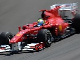 Massa découvre le GP d'Abu Dhabi