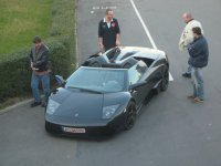 Lamborghini Murciélago LP640 Roadster : c'est elle !