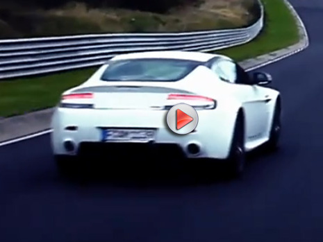 [vidéo] Aston Martin fait la promo de sa N420