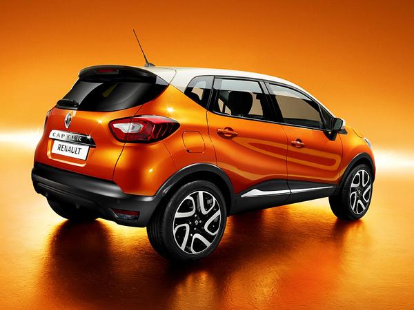 Renault Captur: un 3 portes en question
